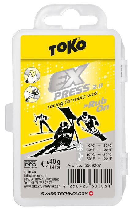 TOKO Express Racing Rub-on
