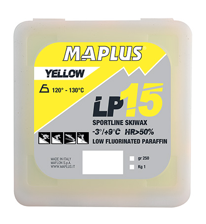 MAPLUS LP15 YELLOW