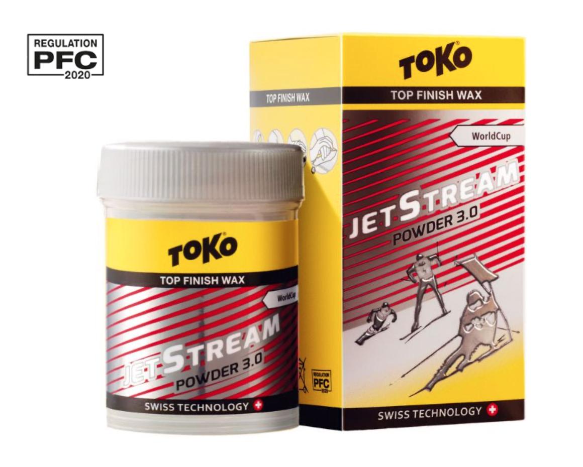 TOKO JetStream Powder 3.0 Red