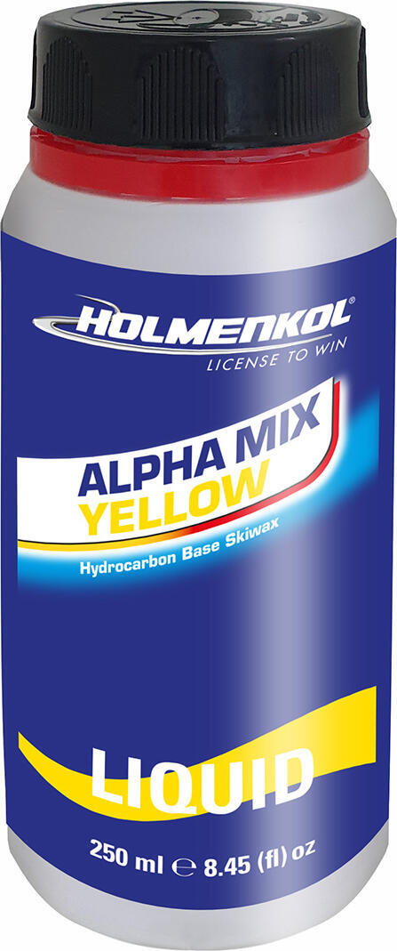 HOLMENKOL Alphamix YELLOW liquid