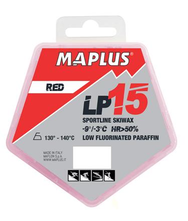 MAPLUS LP15 RED