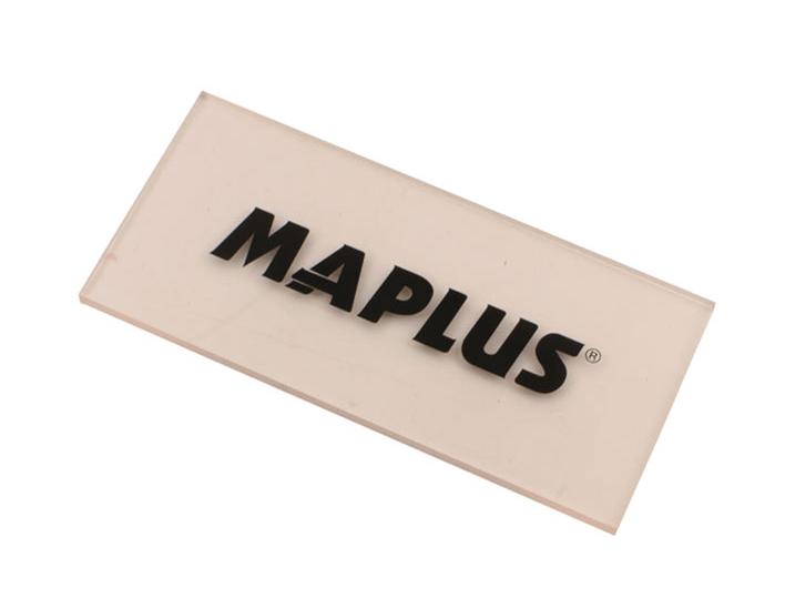 MAPLUS Plexi scraper
