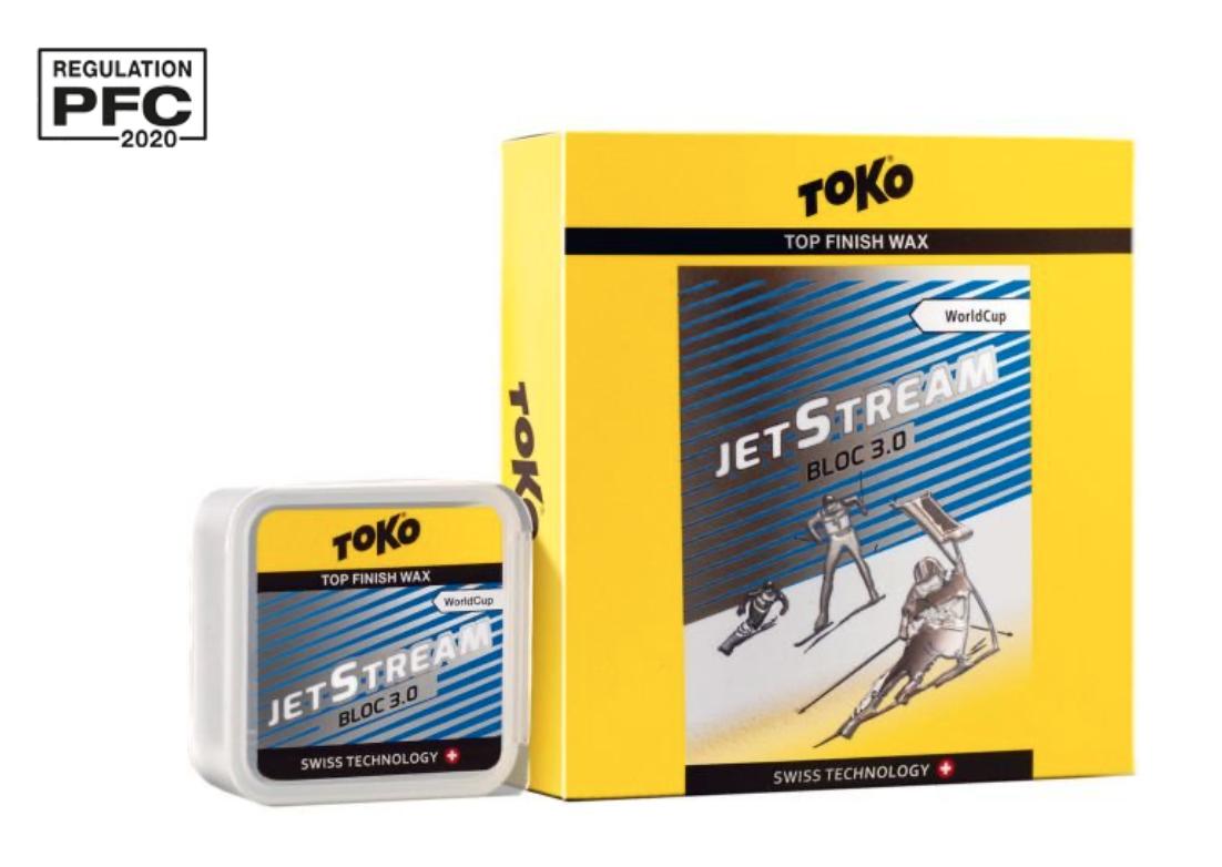 TOKO JetStream Bloc 3.0 Blue