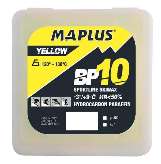 MAPLUS BP10 YELLOW
