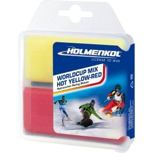 HOLMENKOL WorldCupMix HOT yellow-red