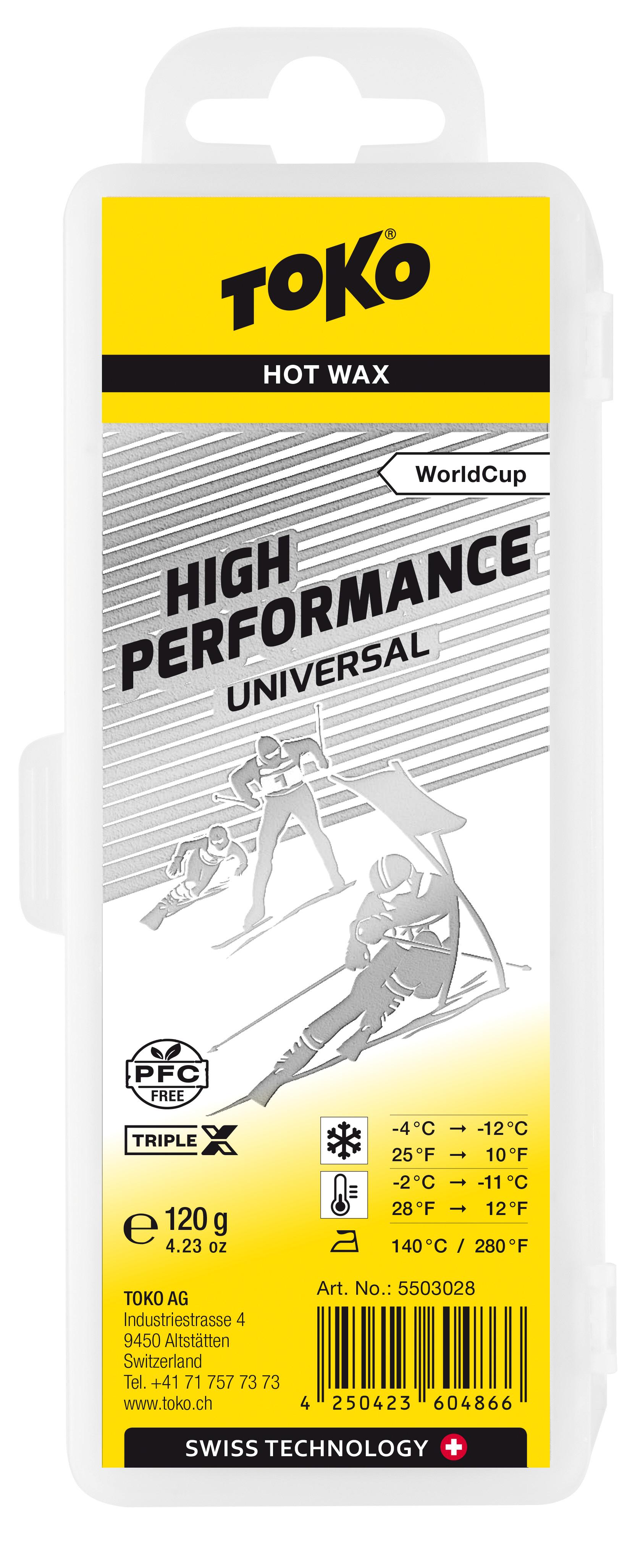 TOKO WC High Performance Universal 120g