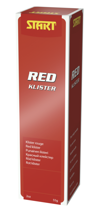 START Klister Red