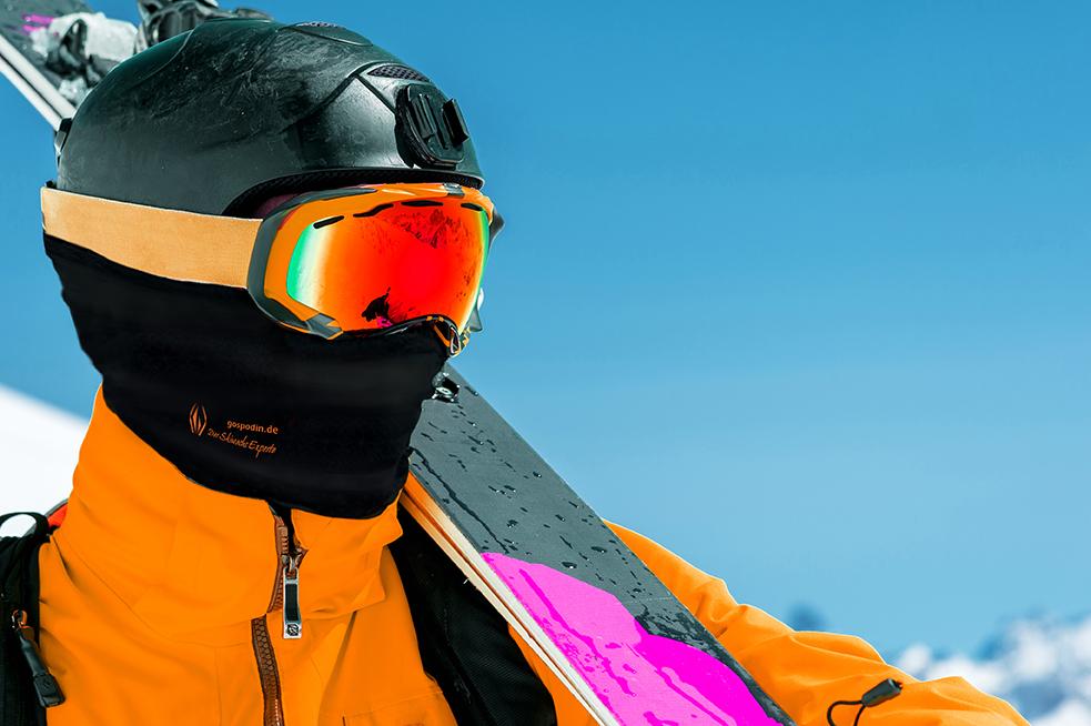 Wintersportmaske Unisex Kinder