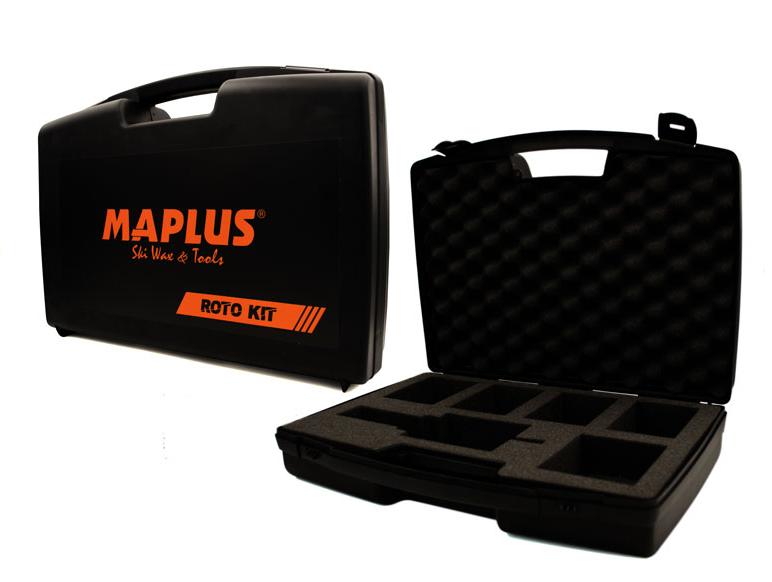 MAPLUS Rotorbürstenkoffer
