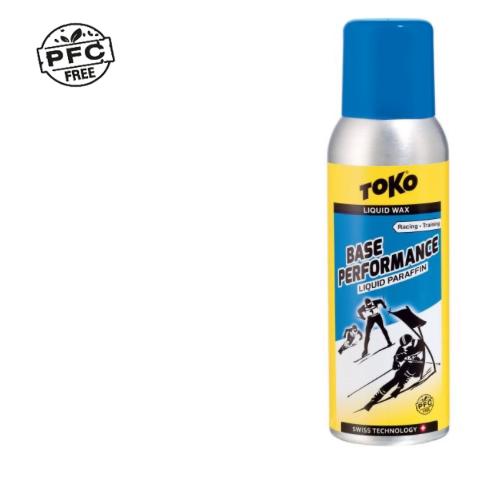 TOKO Base Performance Liquid Paraffin blue