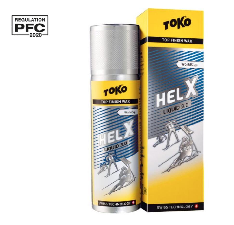 TOKO HelX Liquid 3.0 Blue