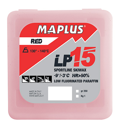 MAPLUS LP15 RED