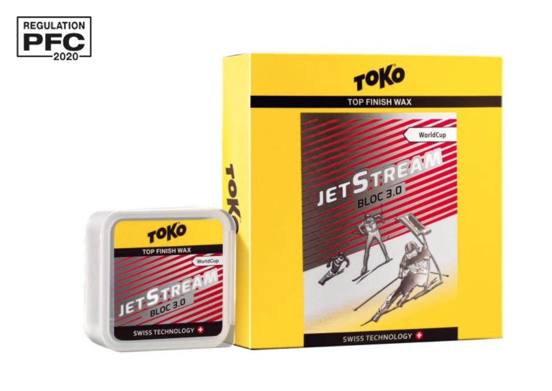 TOKO JetStream Bloc 3.0 Red