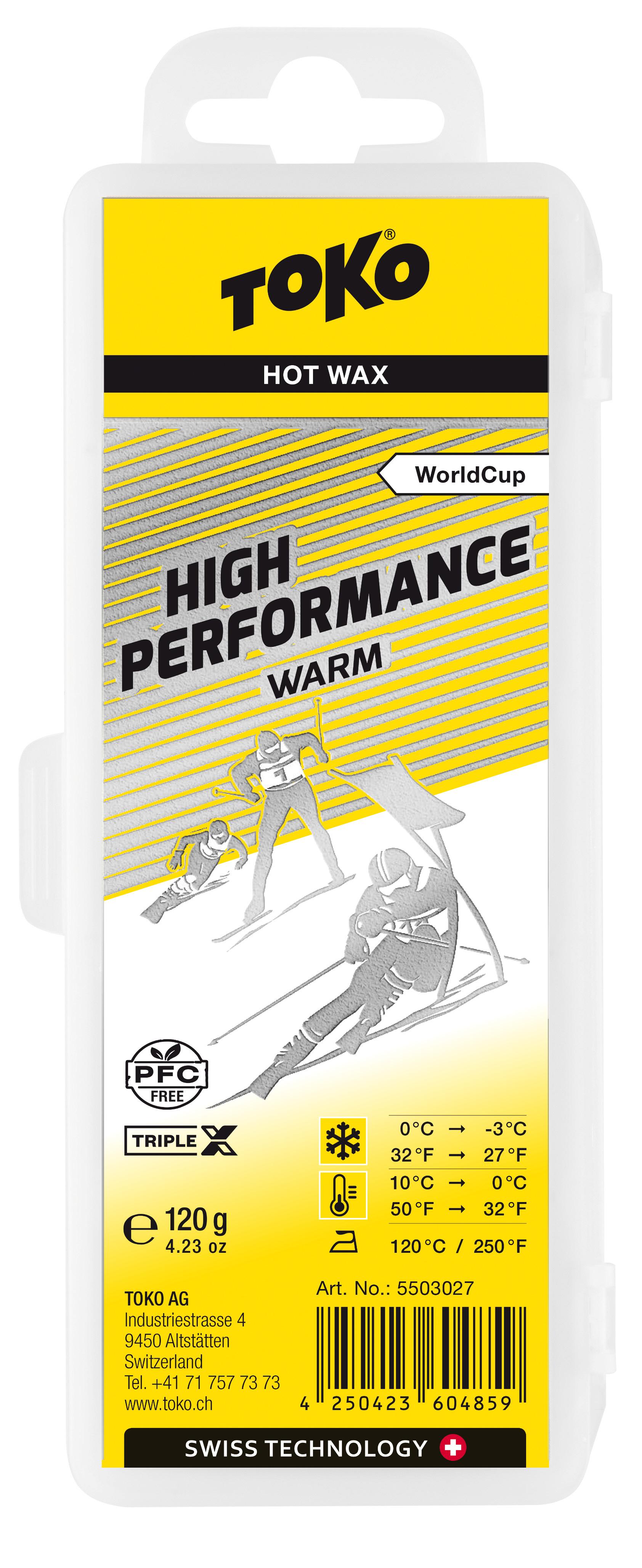 TOKO WC High Performance Warm 120g