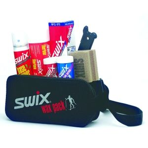 SWIX Wachsset mit Hüfttasche