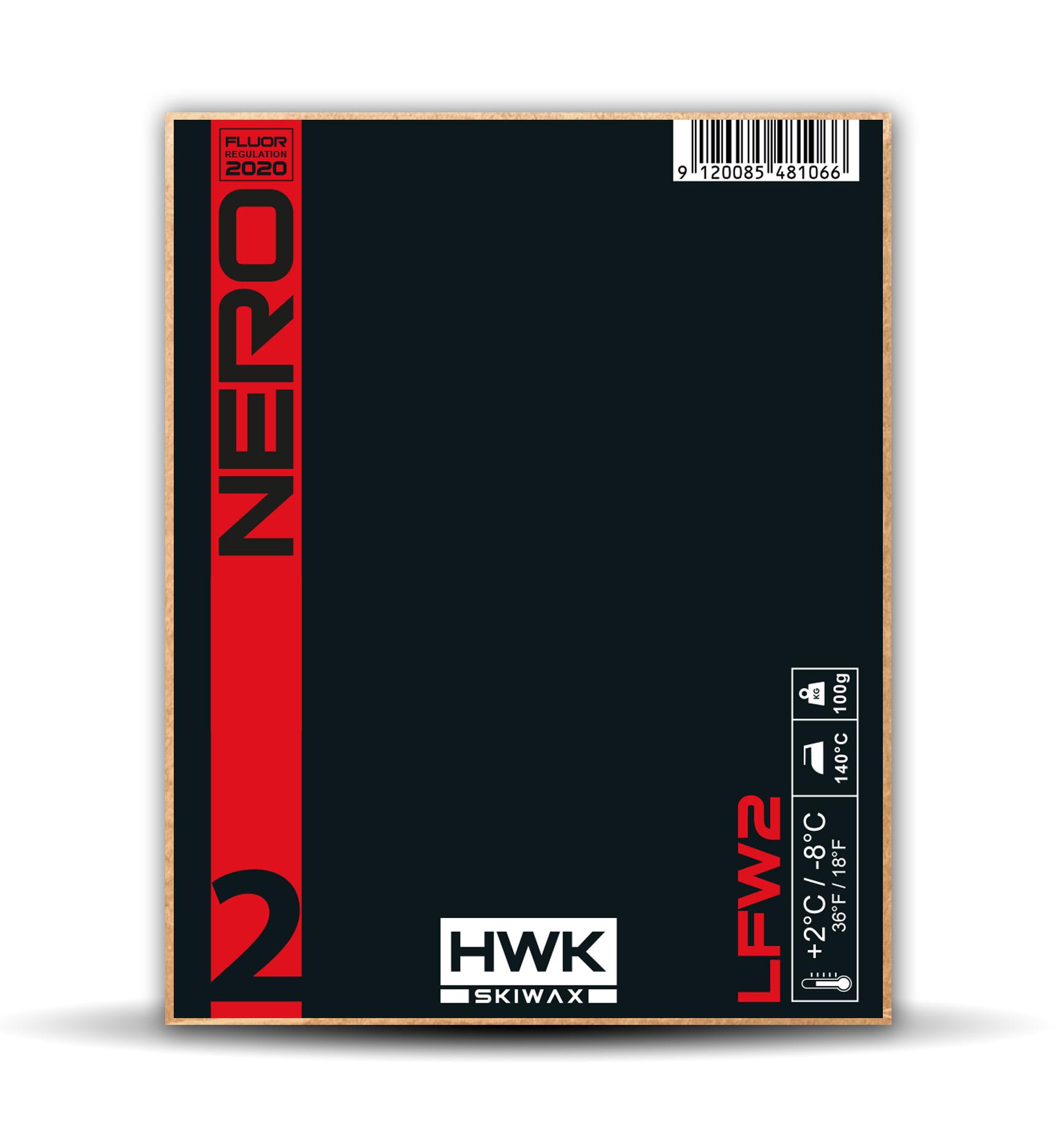 HWK LFW2 nero (K1nero)
