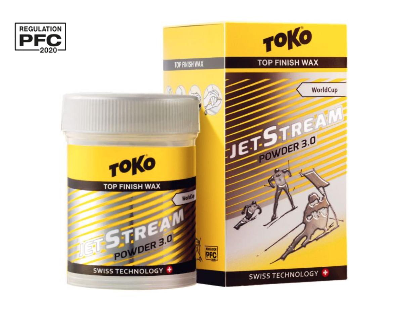 TOKO JetStream Powder 3.0 Yellow