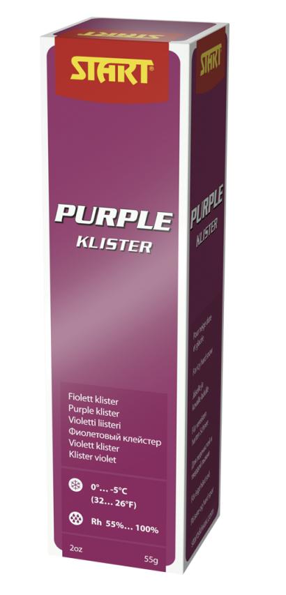 START Klister Purple
