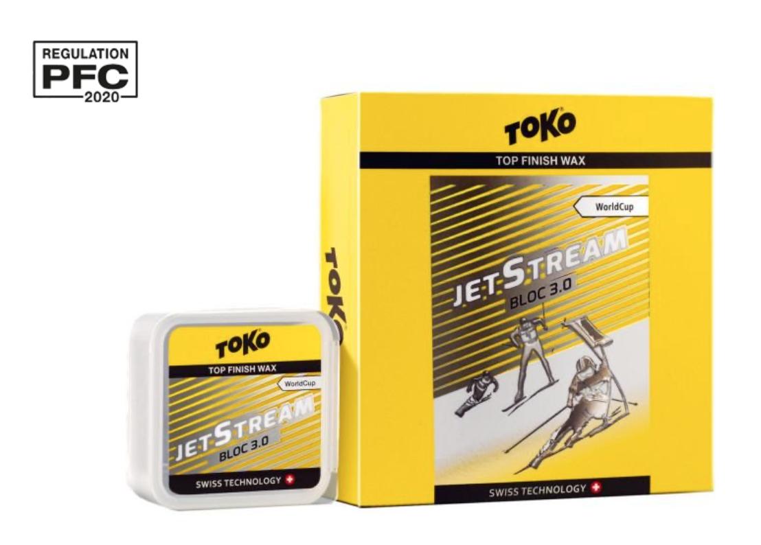 TOKO JetStream Bloc 3.0 Yellow