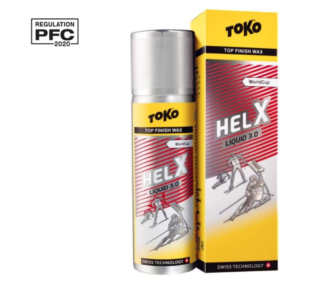 TOKO HelX Liquid 3.0 Red
